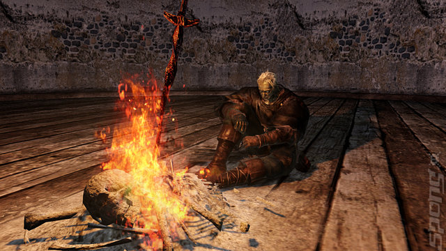 New Dark Souls II Screens Show Characters and Items