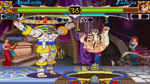 Capcom: Darkstalkers Resurrection Sales Disappointing