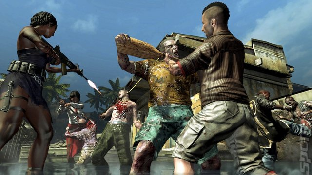 UK Video Game Charts: Dead Island Riptide Kills Gods