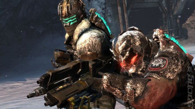 EA Exec Hints at New Dead Space Game