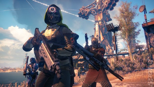 Destiny Beta Coming this Summer