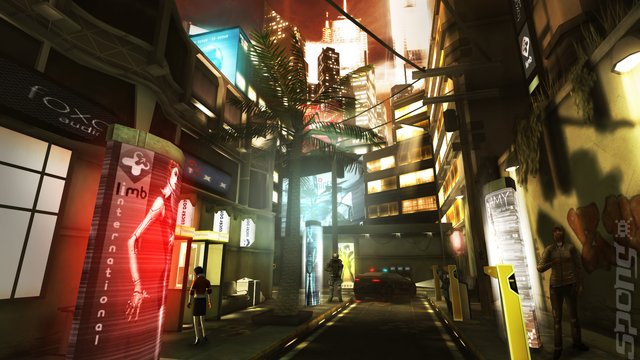 Deus Ex: The Fall Hits PC with Free GoTY
