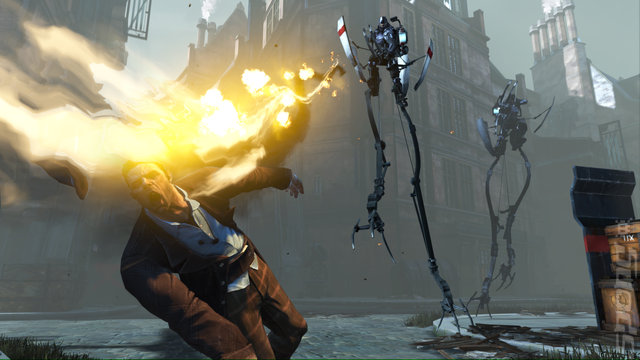 Bethesda on Dishonored: 'Clearly a New Franchise'