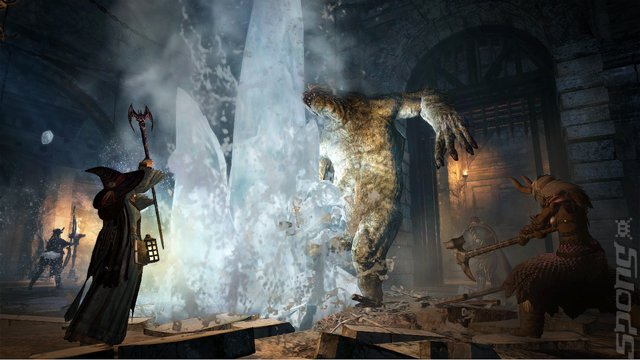 Capcom Warns of Dragon's Dogma Save Problems