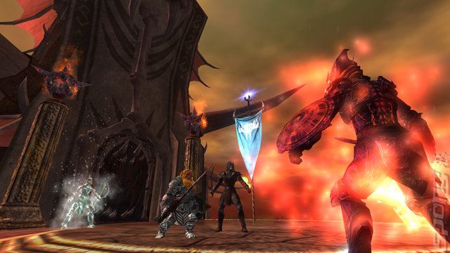Everquest Director: F2P is Best for MMOs