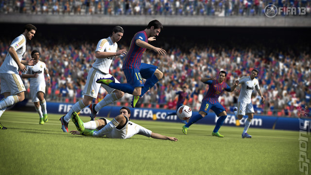 UK Video Game Chart: FIFA Scores Hat Trick at Retail