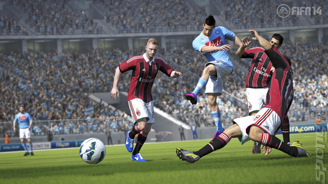 EA's Digital Revenues Up, Boxed Sales Down