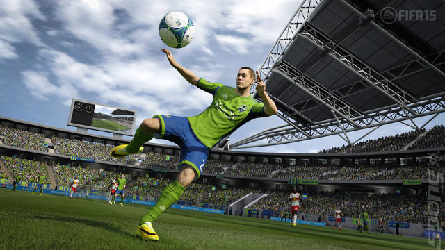Farewell PS2 and Wii U says FIFA