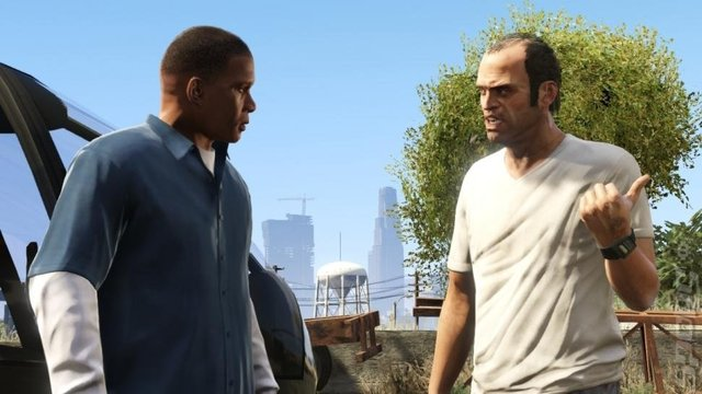 Grand Theft Auto V Pushed Back to September