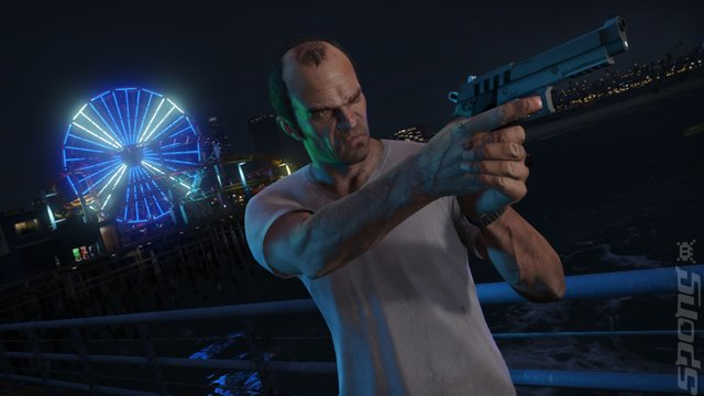 GTA V Coming to Xbox One and PS4 AND PC