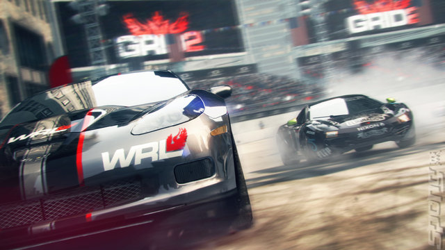 Grid 2 = Codemasters Go America wiv New Trailer Fun