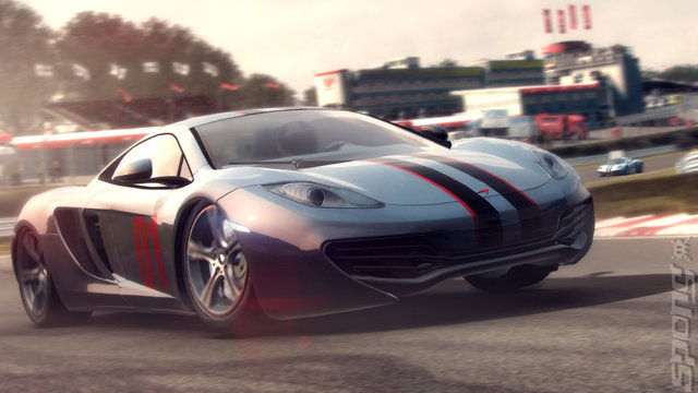 GRID 2 LiveRoutes Trailer is Totally Random