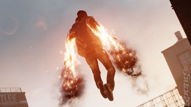 Jumped or Pushed: inFamous Second Son Lead Designer Leaves