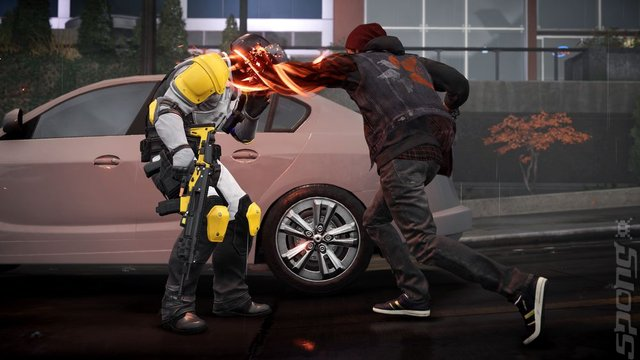 No Paper Power for inFamous Second Son