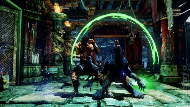 Killer Instinct Gets Fresh Update - Introducing 'Jail'