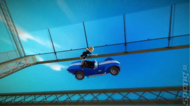 Joy Ride Sequel Announced, Drops Kinect Support