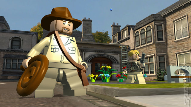New Lego Indiana Jones Trailer - Make Your Own Game