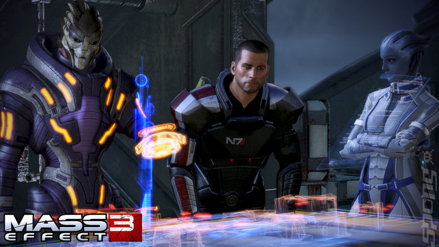 Bioware Confidence Rocked as Producer Asks Fans if Mass Effect 4 Should Be a Prequel