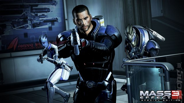 Wii U: Mass Effect 3 Not Getting Omega DLC