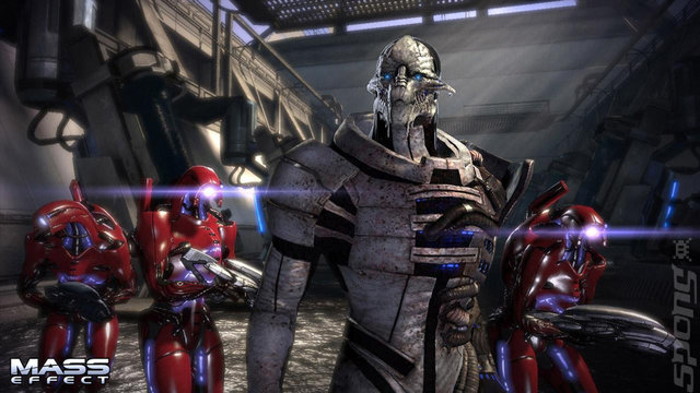 Mass Effect Trilogy: BioWare Confirms Varying Content for Each Platform