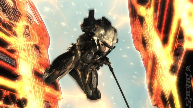 Kojima: I Want to Make Metal Gear Rising 2 with Platinum