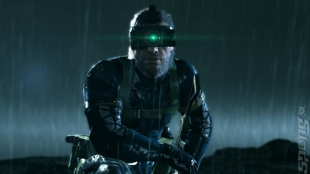 Kojima: Metal Gear Solid Ground Zeroes Tackles Lots of Taboos