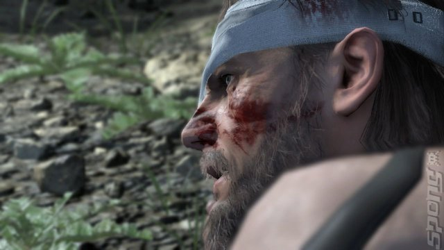 Kojima: Metal Gear Solid V Will Look Better Than E3 Trailer