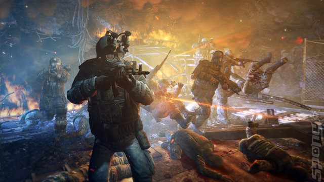 Metro Last Light Dev Relocates HQ from Ukraine