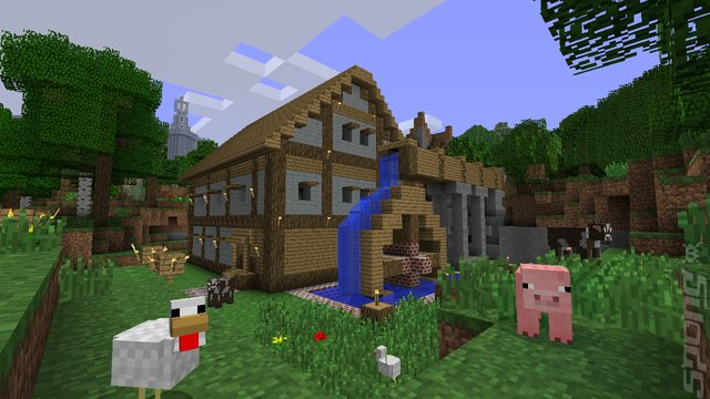 Microsoft: Xbox One Minecraft Incompatible with Xbox 360 Version