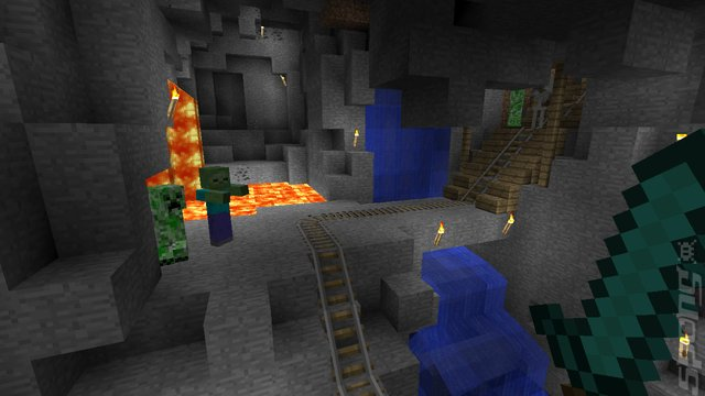 Minecraft Pulls Out of Oculus Rift