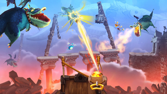 Ubisoft Delayed Rayman Legends Due to Slow Wii U Sales