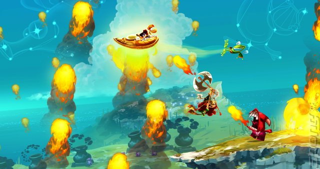 Ubisoft's Faith in Nintendo Waning? Rayman Legends Delayed to Release on Multiple Platforms