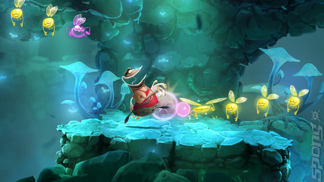 Rayman Legends Set For Early Next-Gen Release