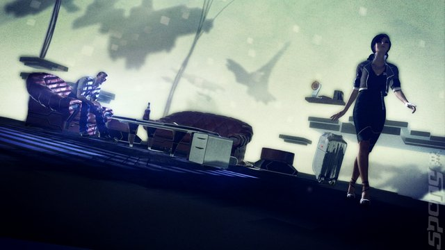 gamescom 2012: Remember Me's Killer App - 'Memory Remixes'