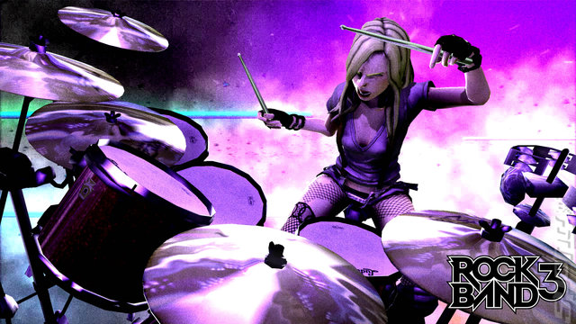 Harmonix Ending Rock Band DLC Updates on April 2