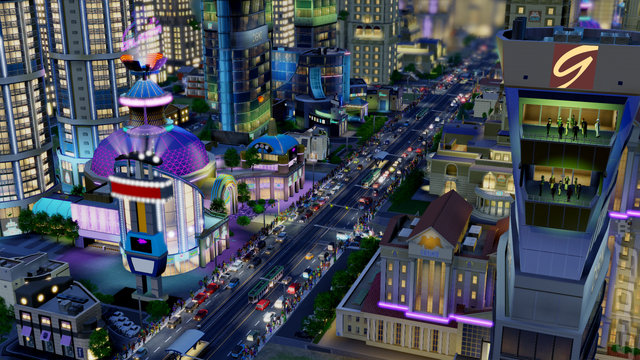 Maxis Explains Hold-Up on SimCity Offline