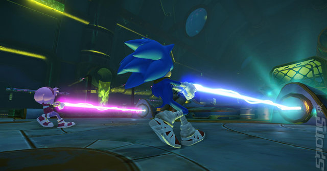 Sonic Boom! SEGA Makes the Hedgehog Work Again