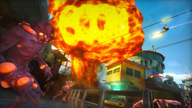 Insomniac's Sunset Overdrive - New Screens and More