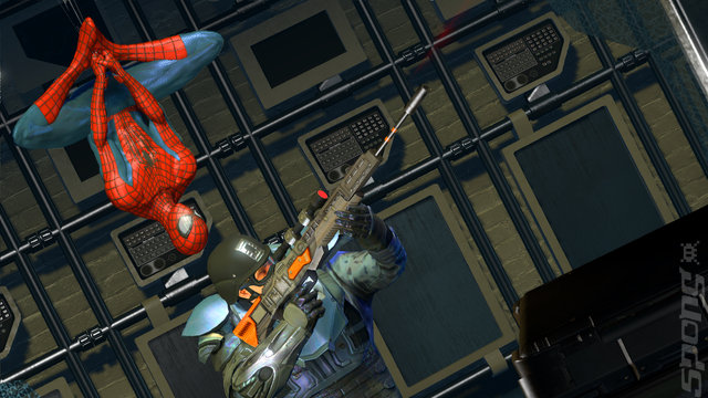 Video: The Amazing Spider-Man 2 - Kingpin Guns for Spidey