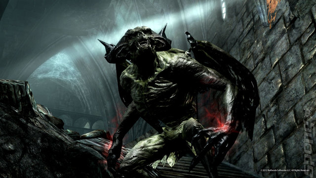 UK PS3 Finally Gets Skyrim DLC Dates
