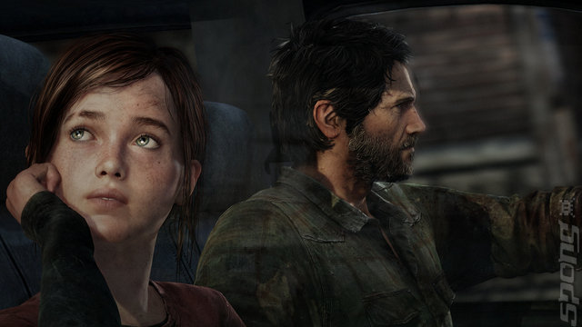 "Naughty Dog - Last of Us Characters, ""They Do Some Pretty Dark Stuff"""