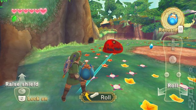 Nintendo Releases Skyward Sword Bug Fix via Wii Channel