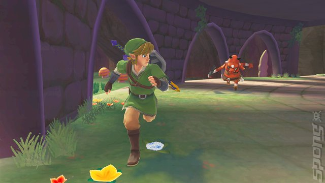 Nintendo: Next Zelda Game Will Feature New Art Style