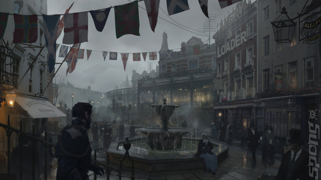 The Order 1886: PS4 Exclusive Assets Leaked