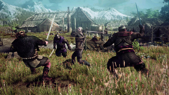 Delayed: The Witcher 3: Wild Hunt