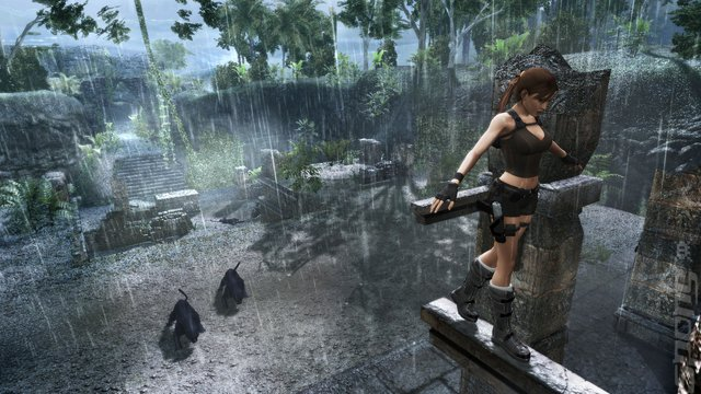 "Tomb Raider: Underworld Progress ""Encouraging"""