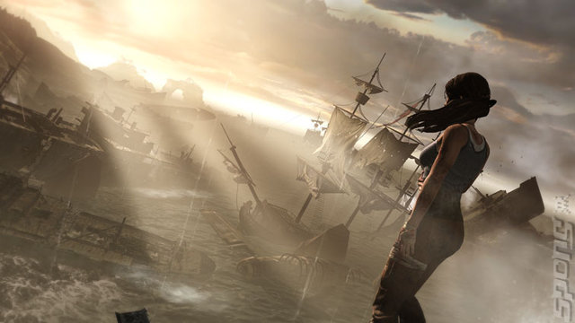 Video: Tomb Raider: Definitive Edition Launch Trailer