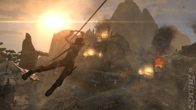 Next-Gen Tomb Raider: Definitive Editions Had Two Different Developers