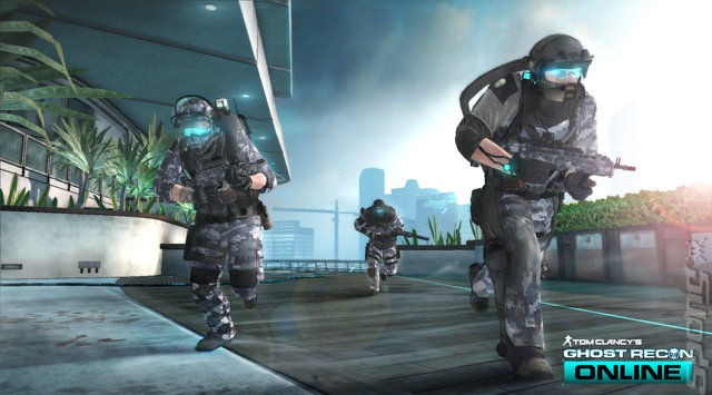 Ghost Recon Phantoms: Ghostly Launch Trailer