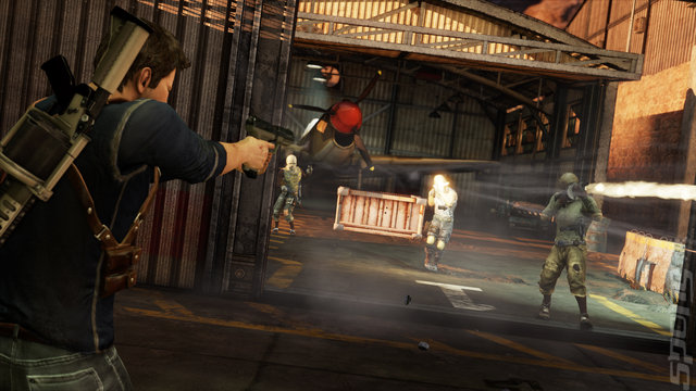 Rumour: Uncharted 3 Multiplayer Going Free-to-Play